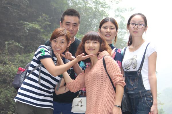云台山旅游